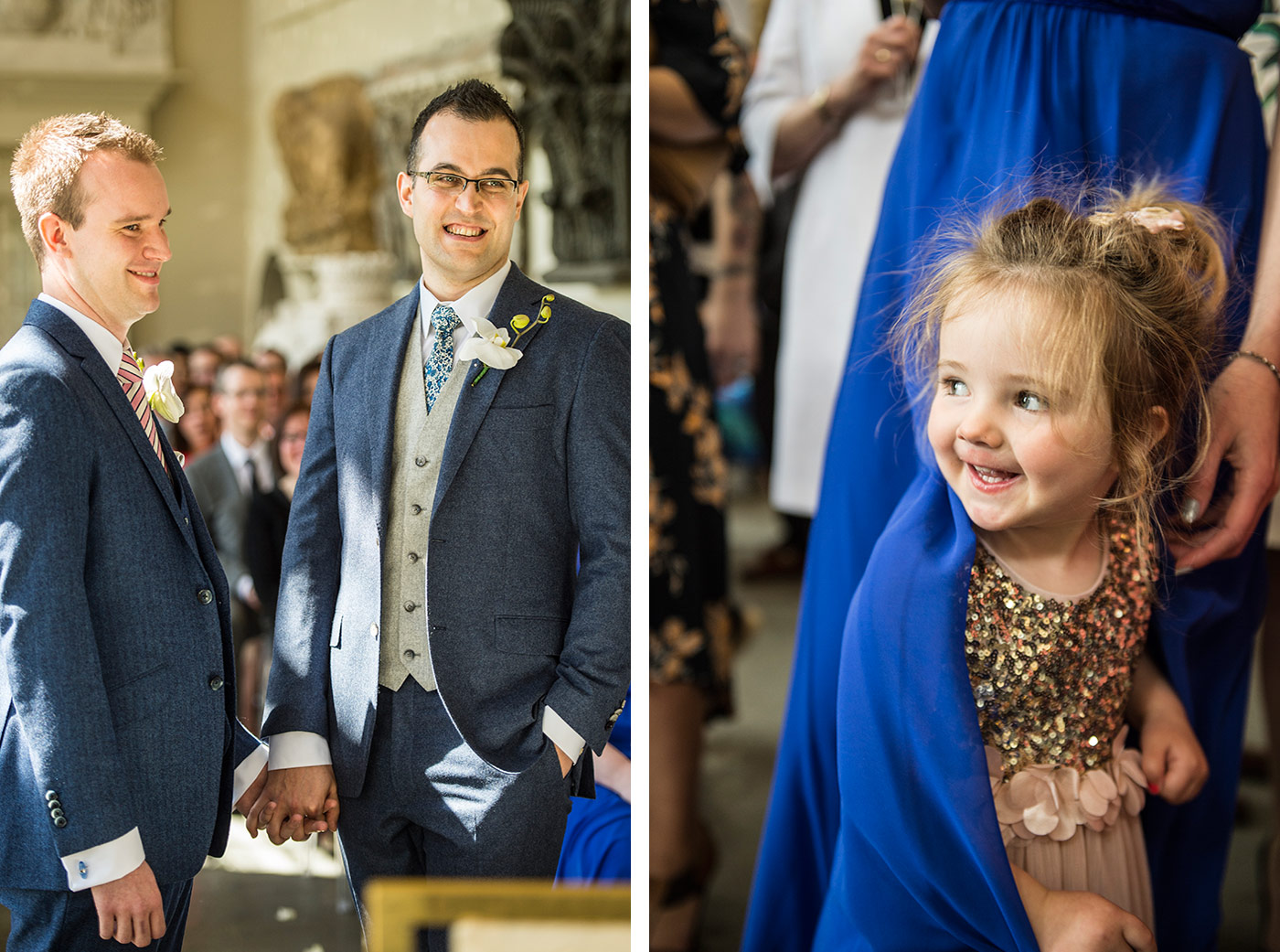 Aynhoe Park Wedding Photography - Harry Richards Photography