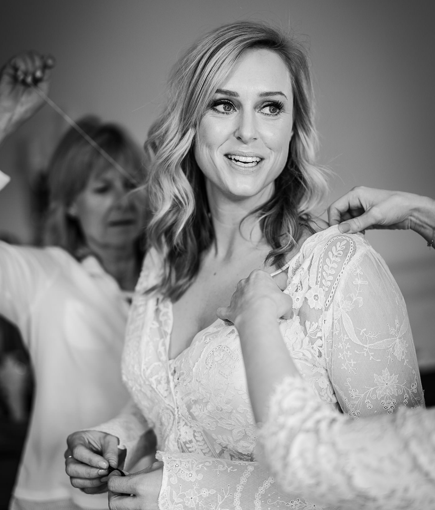 Wedding Dress Photograph Reportage