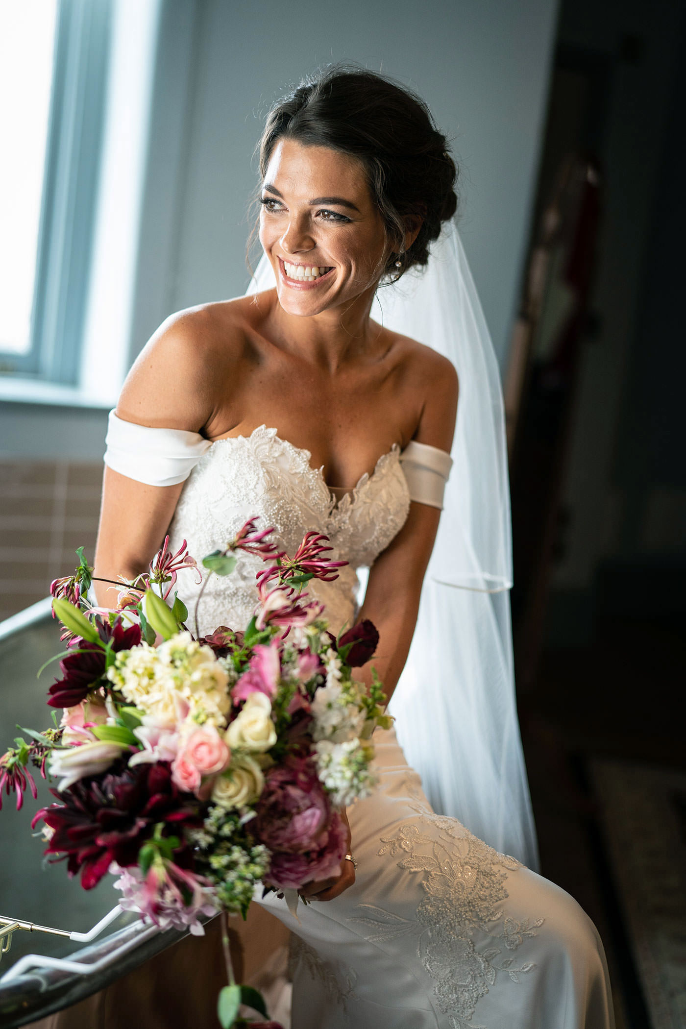 Beautiful Bride Photograph