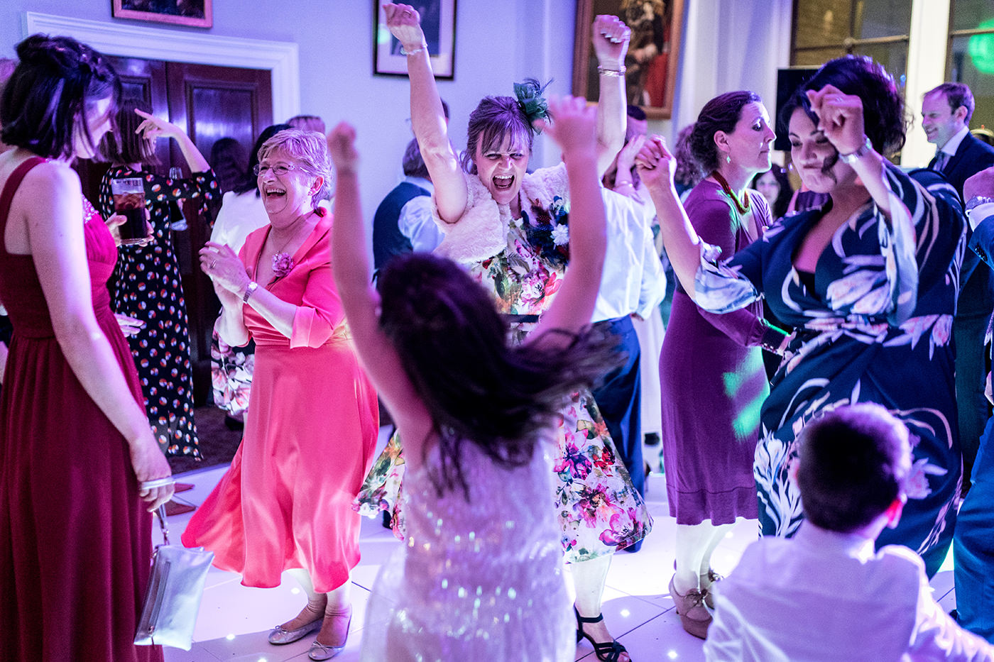 Trinity House Wedding Dance Reportage Photographer