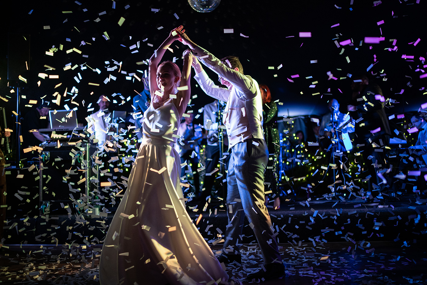 Wedding Dance Confetti