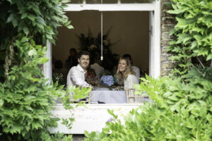 Fulham Palace Wedding Breakfast